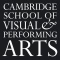 Логотип Cambridge School of Visual and Performing Arts (CSVPA)